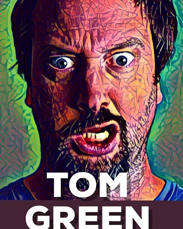 Next week I am in in Tuscon and Phoenix get tickets now!! http://www.tomgreen.com/tour/