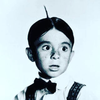 Alfalfa played by actor Carl Switzer - Shot to death January 25th 1959 in a dispute over $50.00 at the age of 31 years old.