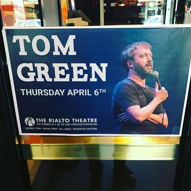 Tonight @therialtotucson