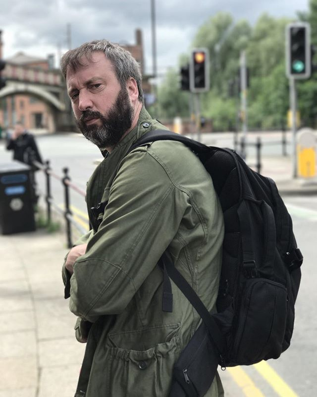 Just got off the train in excited to be here for the very first time.  My show starts in a few hours.  If you are in the area go to TomGreen.com and click on the link to get tickets to my show.