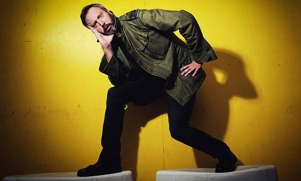 Photo from today's Guardian in the U.K. https://www.google.ca/amp/s/amp.theguardian.com/stage/2017/jun/13/tom-green-comedy-nottingham-glee-club-uk-tour