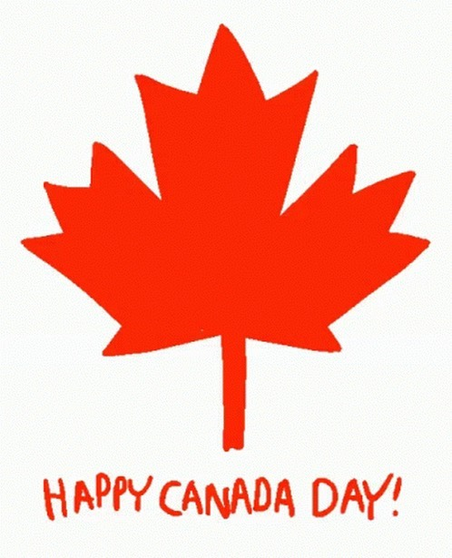 Happy Canada Day!  Be safe everyone!!