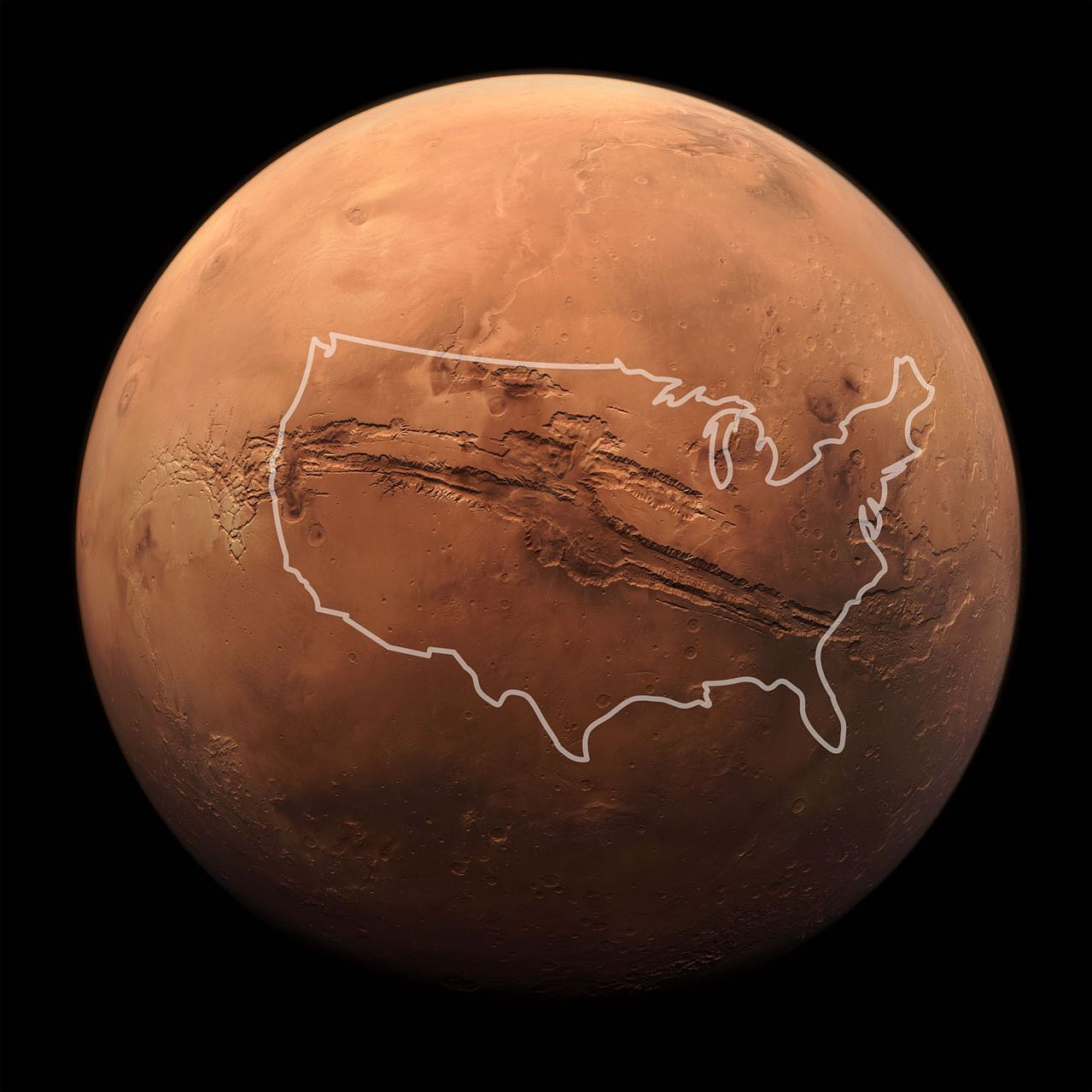 Unpopular opinion alert... I love the mystery of space etc... but maybe we should not be spending trillions of dollars sending people to Mars right now?  How about we save planet earth first... then go to Mars?  Just an idea.